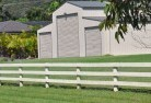 Tuena Back yard fencing 14