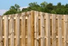 Tuena Back yard fencing 21