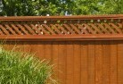 Tuena Timber fencing 14